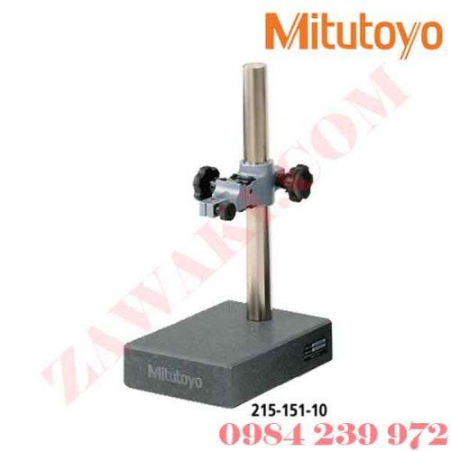 Đế granite gá đồng hồ so Mitutoyo 215-151-10 (150x200x50mm)