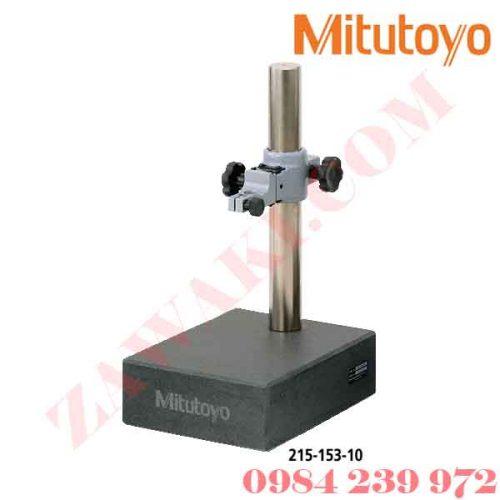 Đế granite gá đồng hồ so Mitutoyo 215-153-10 (200x250x80mm)