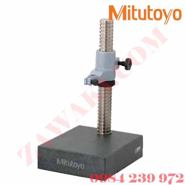 Đế granite gá đồng hồ so Mitutoyo 215-156-10 (300x250x80mm)