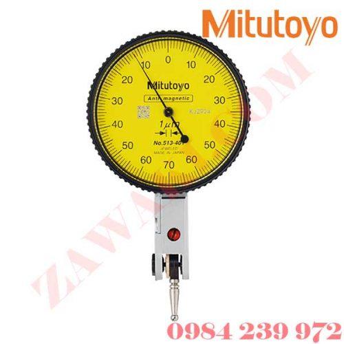 Đồng hồ so chân gập Mitutoyo 513-401E (0.14mmx0.001)
