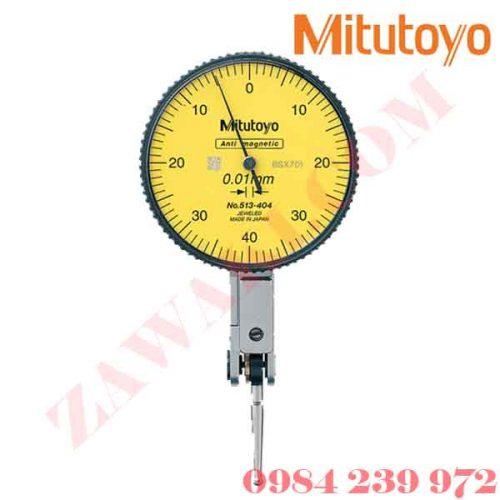 Đồng hồ so chân gập Mitutoyo 513-404-10E (0.8mmx0.01)