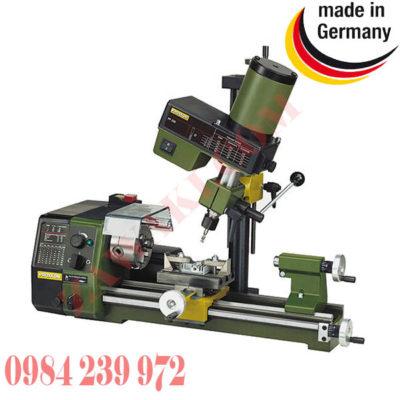 Máy tiện phay mini tích hợp Đức 250
