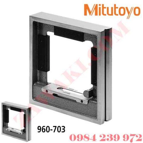 Nivo khung Mitutoyo 960-703 200x44x200mm/ 0.02mm/m