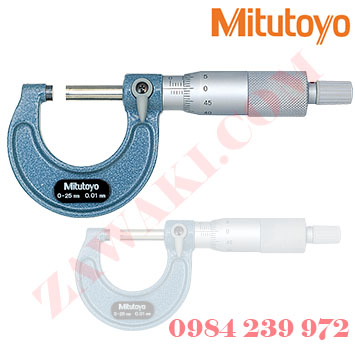 Panme đo ngoài cơ khí Mitutoyo 103-130 25-50mmx0.001mm