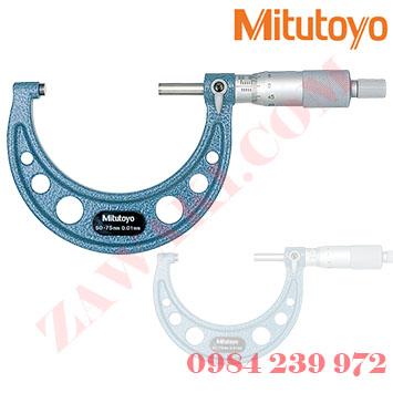 Panme đo ngoài cơ khí Mitutoyo 103-139-10 50-75mmx0.01mm