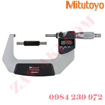 """Panme đo ngoài điện tử Mitutoyo 293-343-30 75-100mm/3-4""""x0.001"""