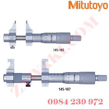Panme đo trong cơ khí Mitutoyo 145