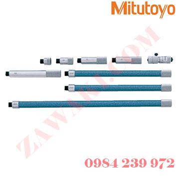 Panme đo trong dạng ống nối Mitutoyo 137-204 50-1000mmx0.01