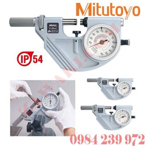Panme đồng hồ Mitutoyo 523