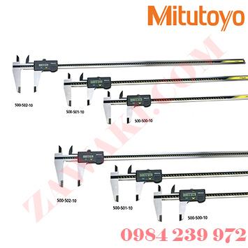 """Thước cặp điện tử Mitutoyo 500-506-10 (0-600mm/0-24""""x0.01mm)"""