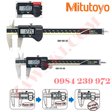 Thước cặp điện tử Mitutoyo 500 Nhật Bản