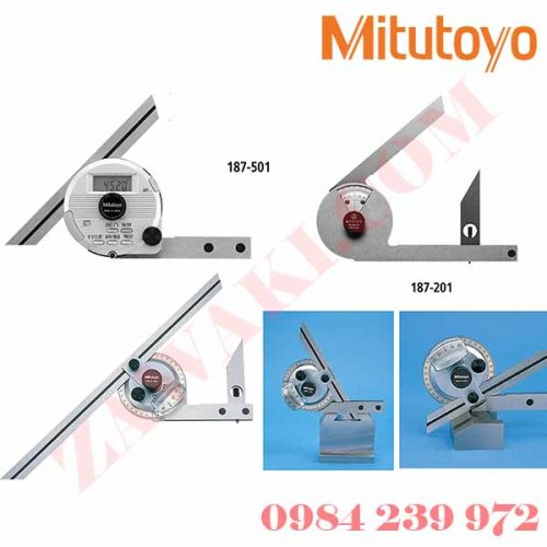 Thước đo góc vạn năng Mitutoyo 187