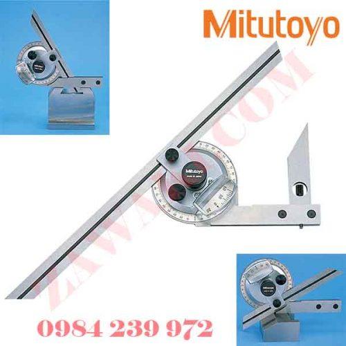 Thước đo góc vạn năng Mitutoyo 187-907 150mm