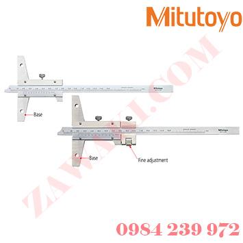 Thước đo sâu cơ khí Mitutoyo 527