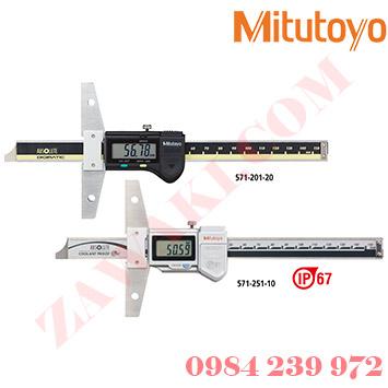 Thước đo sâu điện tử Mitutoyo 571