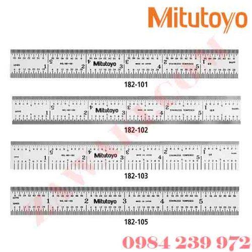 Thước lá Mitutoyo 182