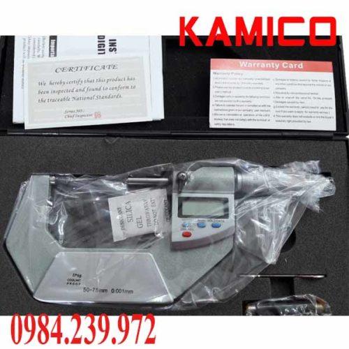 Panme đo ngoài điện tử 50-75mm 293-50-75
