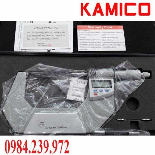 Panme đo ngoài điện tử 75-100mm 293-75-100