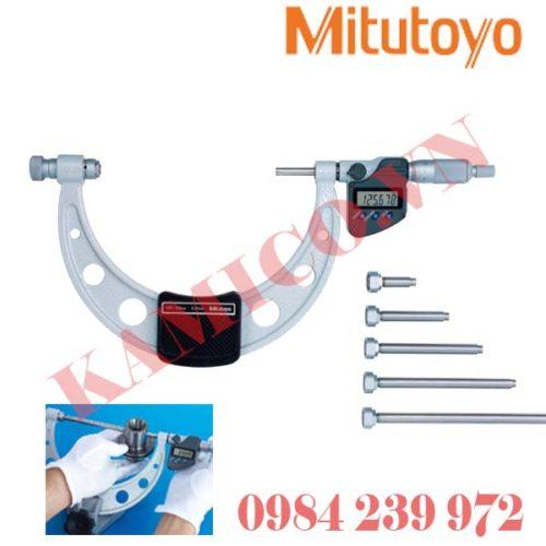 Panme đo ngoài điện tử Mitutoyo 340