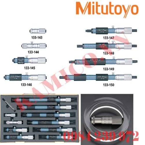 Panme đo trong cơ khí dạng nối Mitutoyo 133