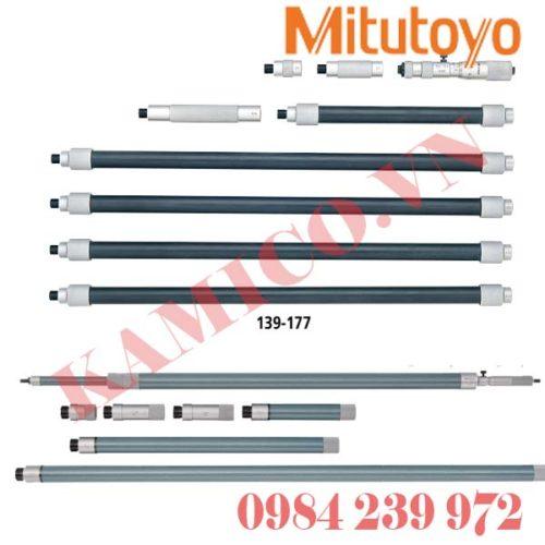 Panme đo trong dạng ống nối Mitutoyo 139