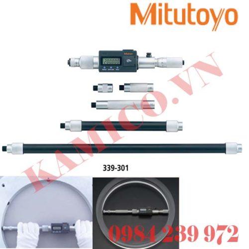 Panme đo trong điện tử ống nối Mitutoyo 339