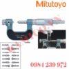 Panme thay đầu đo đa năng Mitutoyo 116