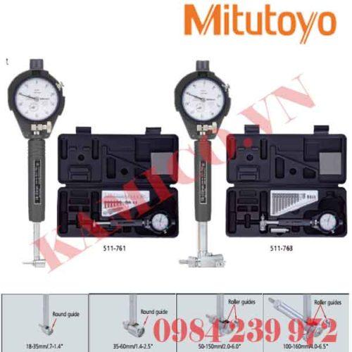 Thước đo lỗ chân ngắn Mitutoyo 511